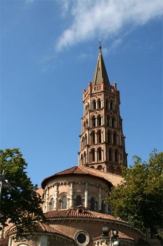 サン・セルナン・バジリカ大聖堂