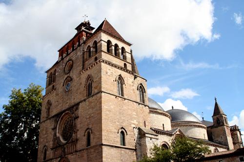サンテチエンヌ大聖堂