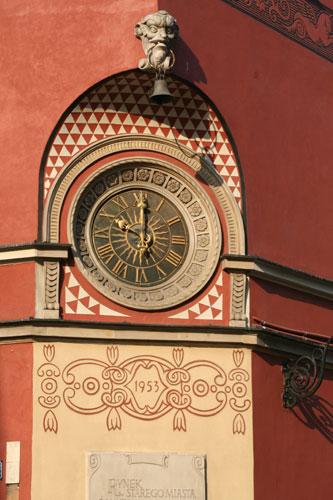 ワルシャワの時計