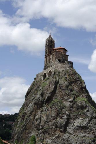 岩の上の教会