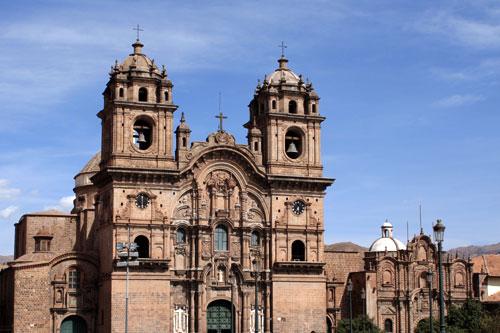ラ・コンパニーヤ・デ・ヘスス教会