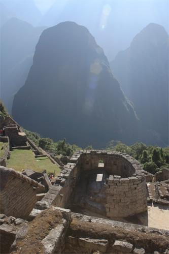 マチュピチュ:太陽の神殿