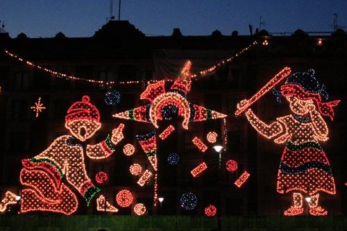メキシコのクリスマス
