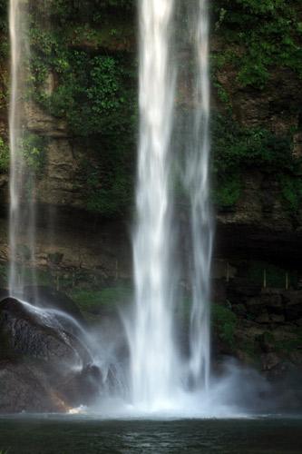 ミソル・ハの滝