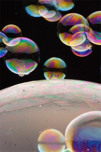 虹色の宇宙