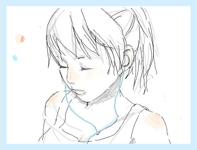 女の子模写_改変