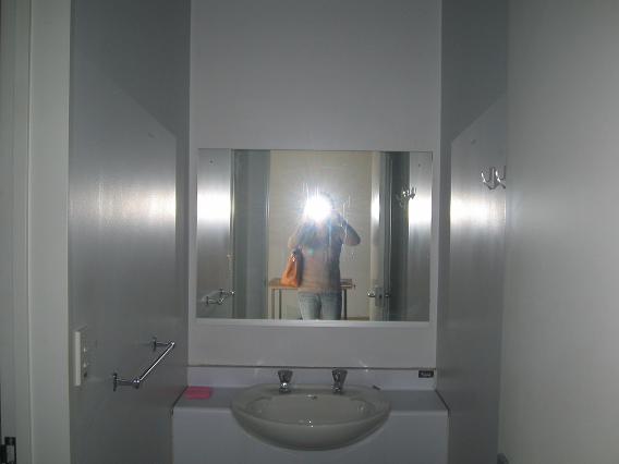 個室トイレ予定