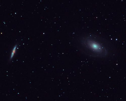 M81 82