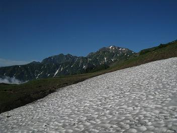 4 雪渓1