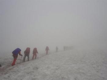 791今年は残雪がとても多い