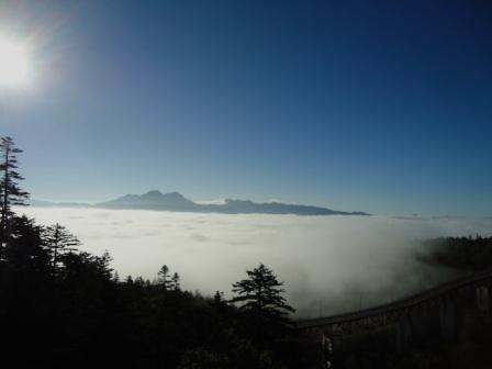 12 三国峠 雲上風景