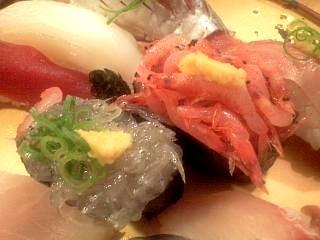 魚がし寿司(握り鮨UP)