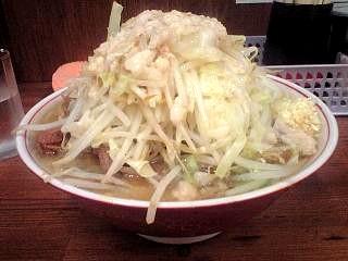 ラーメン二郎品川店(小豚その1)