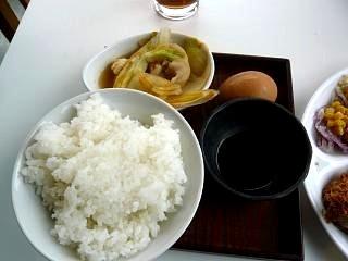 巨牛荘(ご飯)