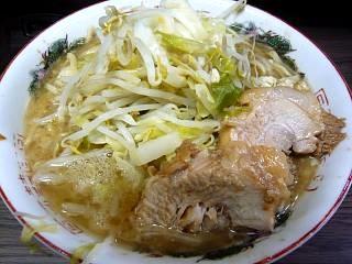 ラーメン二郎関内店(小豚上)