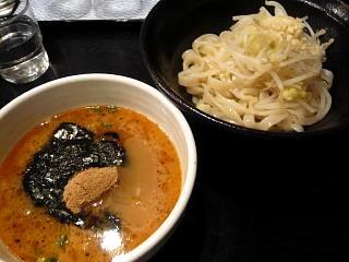 ラーメン大山(つけ麺)