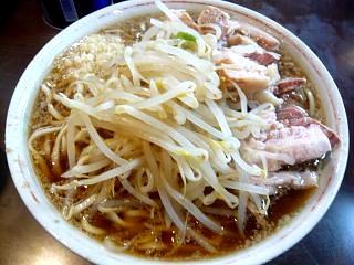 ラーメン二郎武蔵小杉(小豚その1)