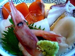 ユック(海鮮丼セットその2)