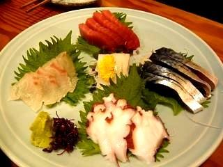 上野樽松(刺身)