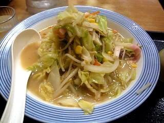 リンガーハット(野菜たっぷりちゃんぽんその1)