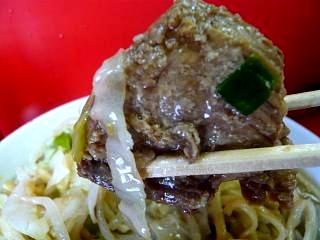 ラーメン二郎三田本店(小豚塊豚2)