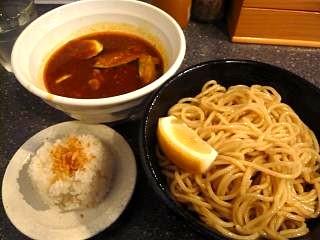 麺バカ息子(限定つけ麺)