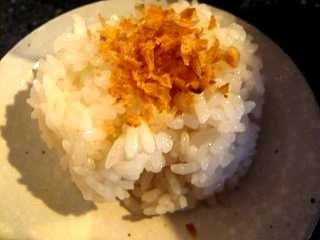 麺バカ息子(限定つけ麺・おにぎり)