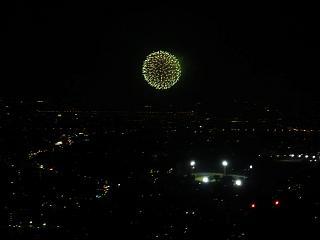 多摩川花火大会(その2)