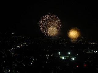 多摩川花火大会(その5)