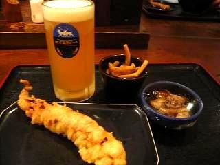 東京麺通団(生ビール)