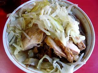 ラーメン二郎三田本店(小豚その1)