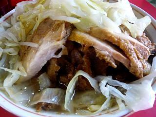 ラーメン二郎三田本店(小豚その4)