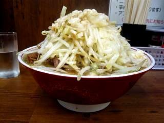 ラーメン二郎品川店(小豚その3)