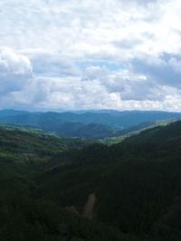 10-26平谷峠頂上山山