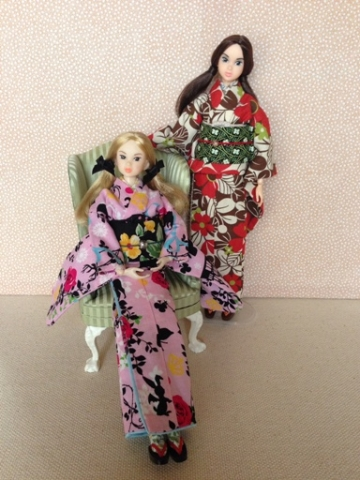 momoko pullip kimono