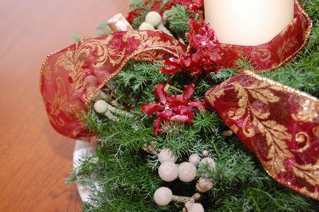 20111221クリスマスリース4