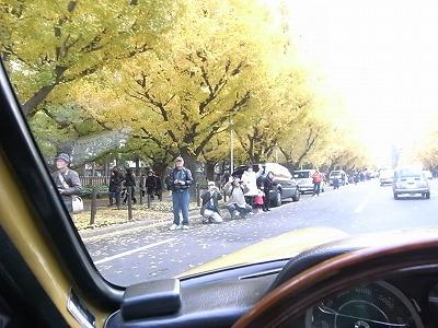 2012 12 01 トヨタ博物館 クラシックフェスタiin神宮外苑 020