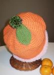 みかん帽子3