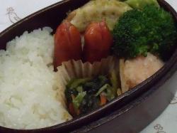 今日のお弁当 8月23日(里)