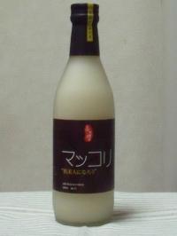 マッコリ酒