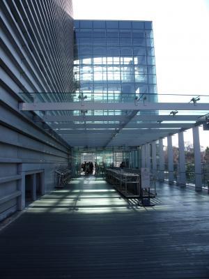 国立新美術館 入口