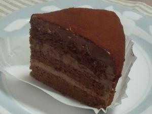 チョコレートケーキ③