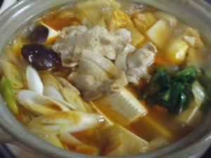 豆腐チゲ②