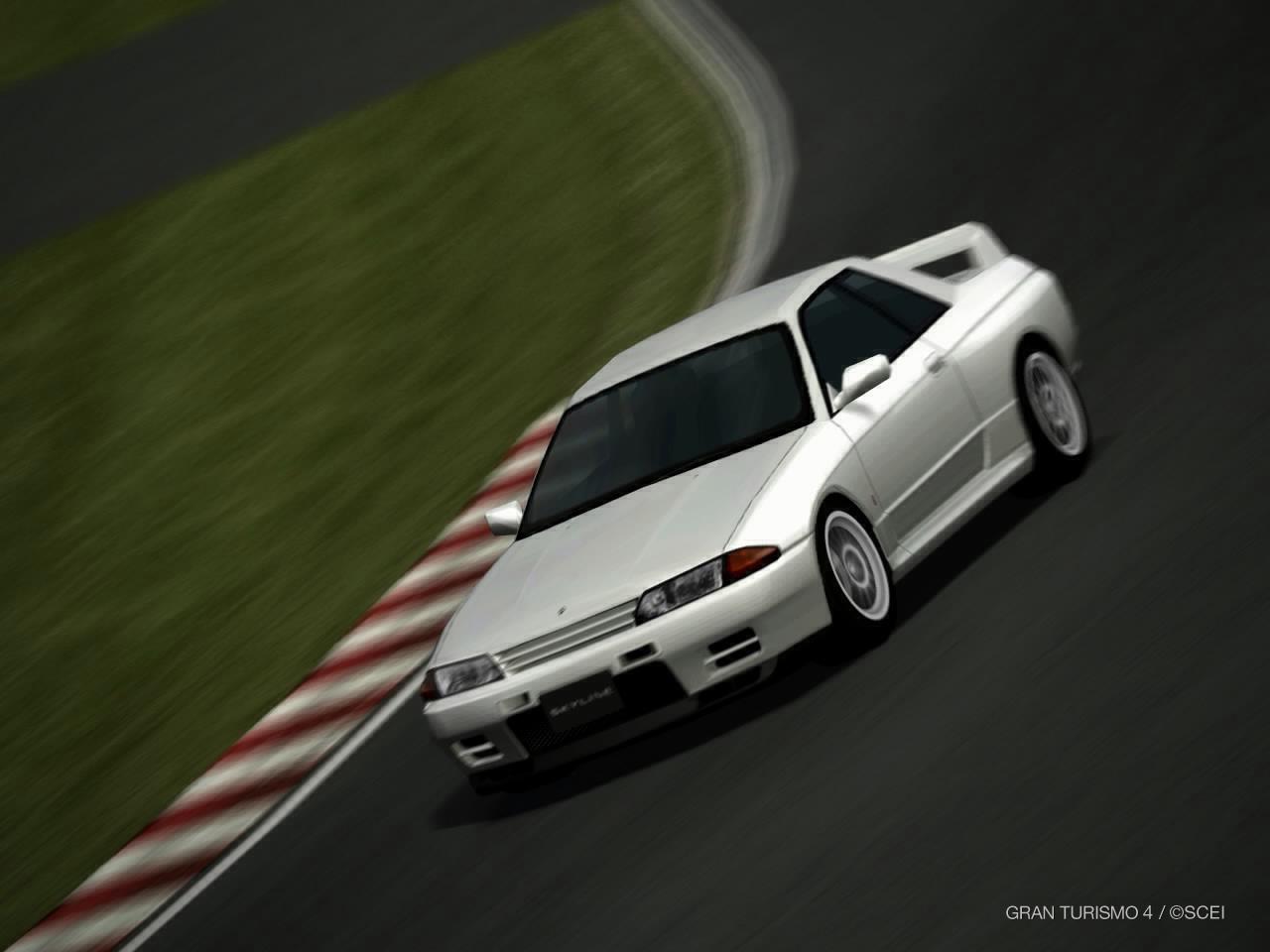 GT4 SKYLINE GT-R R32