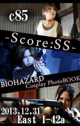 Score:SS/Biohazard6 Cosplay Photobook