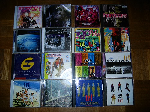 20107月CDリスト