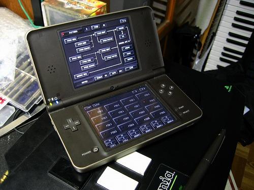 DS-10+とアスキーコン