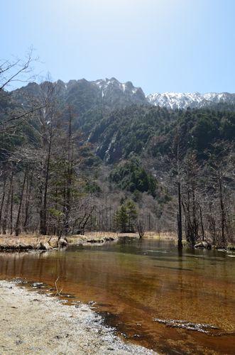 上高地田代池20120428