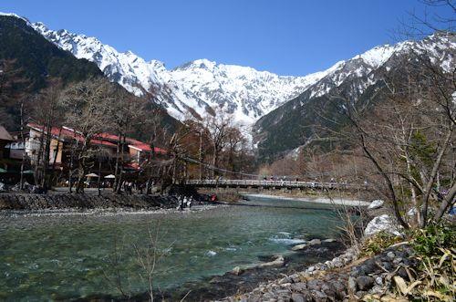 上高地河童橋20120428