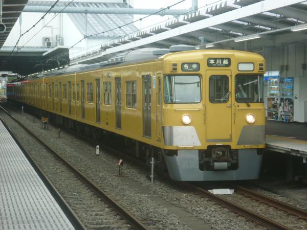 2014-09-27 西武2025F 各停本川越行き 5713レ